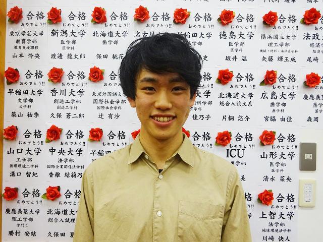 九州大学合格者1
