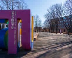 東京外大(東京外国語大学)の受験対策!難易度や合格に向けての勉強法を解説