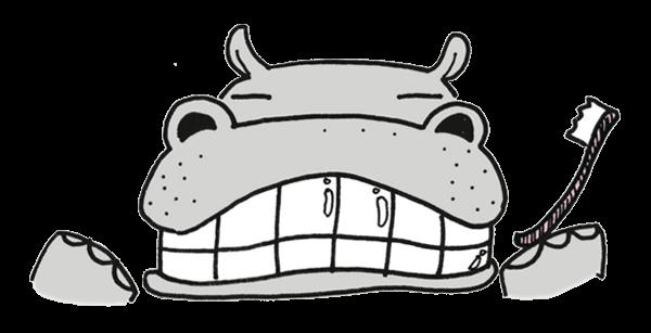 歯科医師は「口」のお医者さんのイメージ画像!