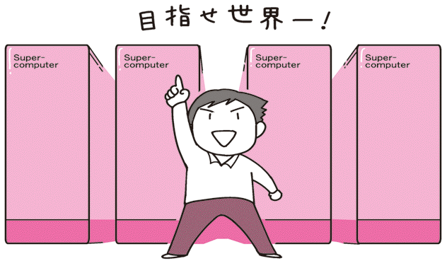 情報工学のイメージ画像!