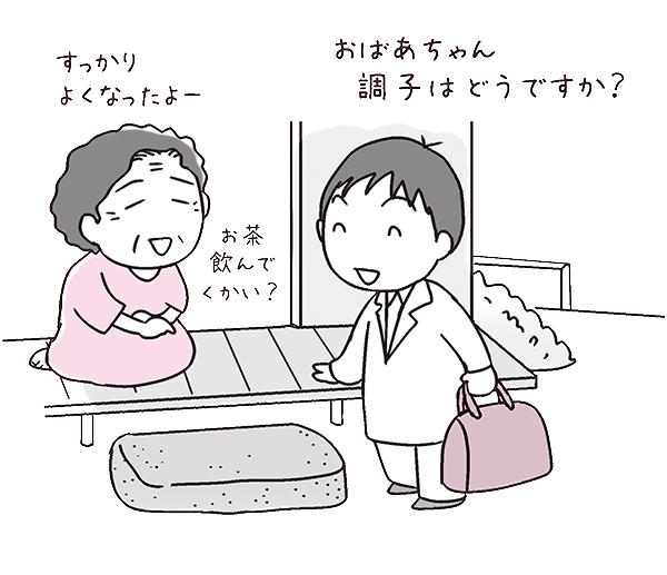 日本の医師不足