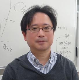 名古屋大学大学院 多元数理科学研究科/素粒子宇宙起源研究機構 白水 徹也先生